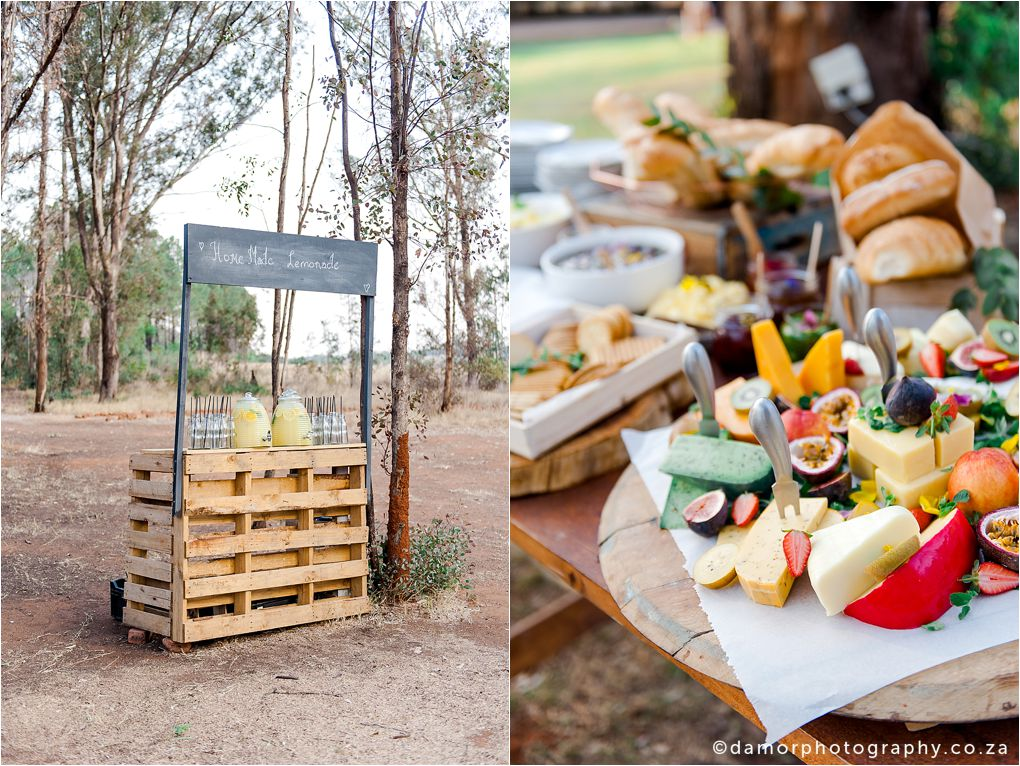 Pretoria Wedding at Lace On Timber by D'amor Photography Drew & Hilandi 33