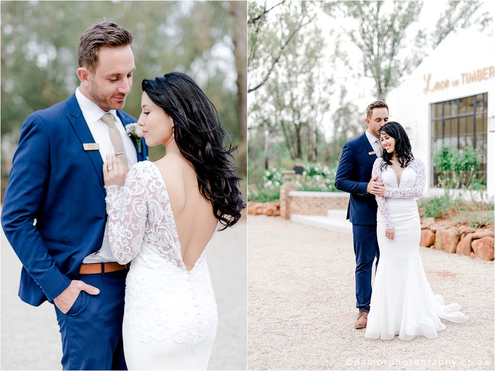 Pretoria Wedding at Lace On Timber by D'amor Photography Drew & Hilandi 35