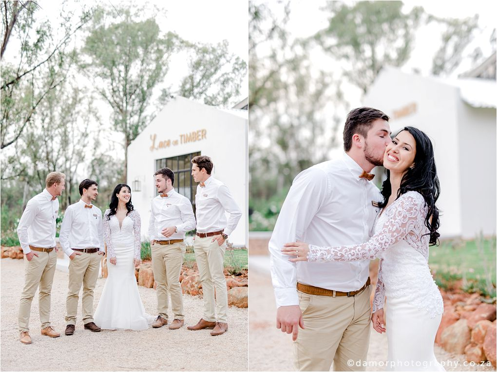Pretoria Wedding at Lace On Timber by D'amor Photography Drew & Hilandi 38