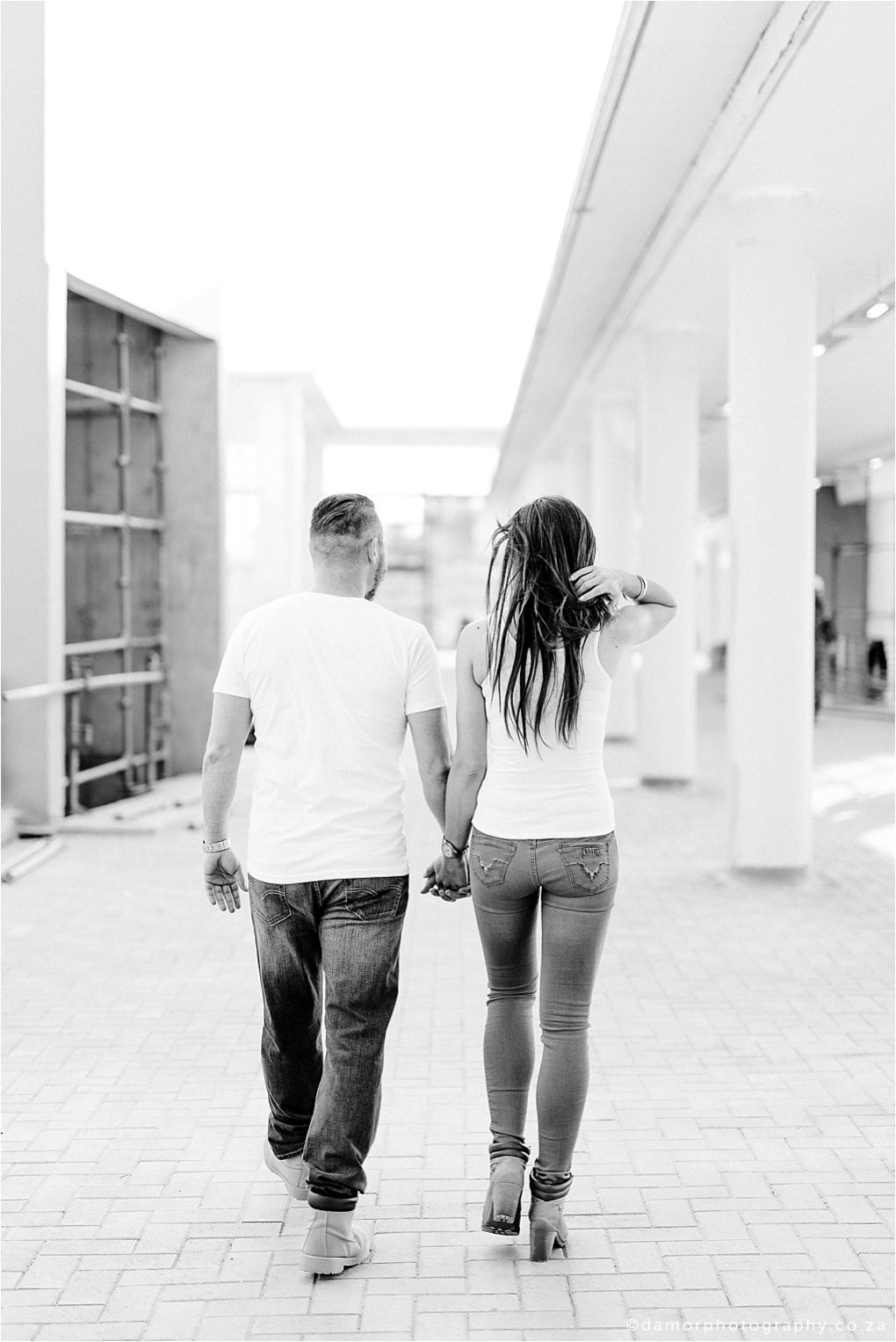 Pretoria Engagement Photo Shoot - Werner and Lerissa 01