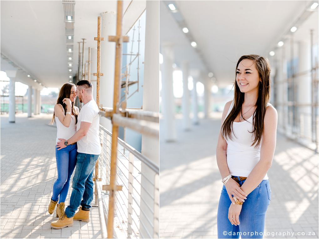 Pretoria Engagement Photo Shoot - Werner and Lerissa 03