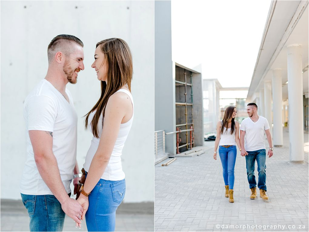 Pretoria Engagement Photo Shoot - Werner and Lerissa 08