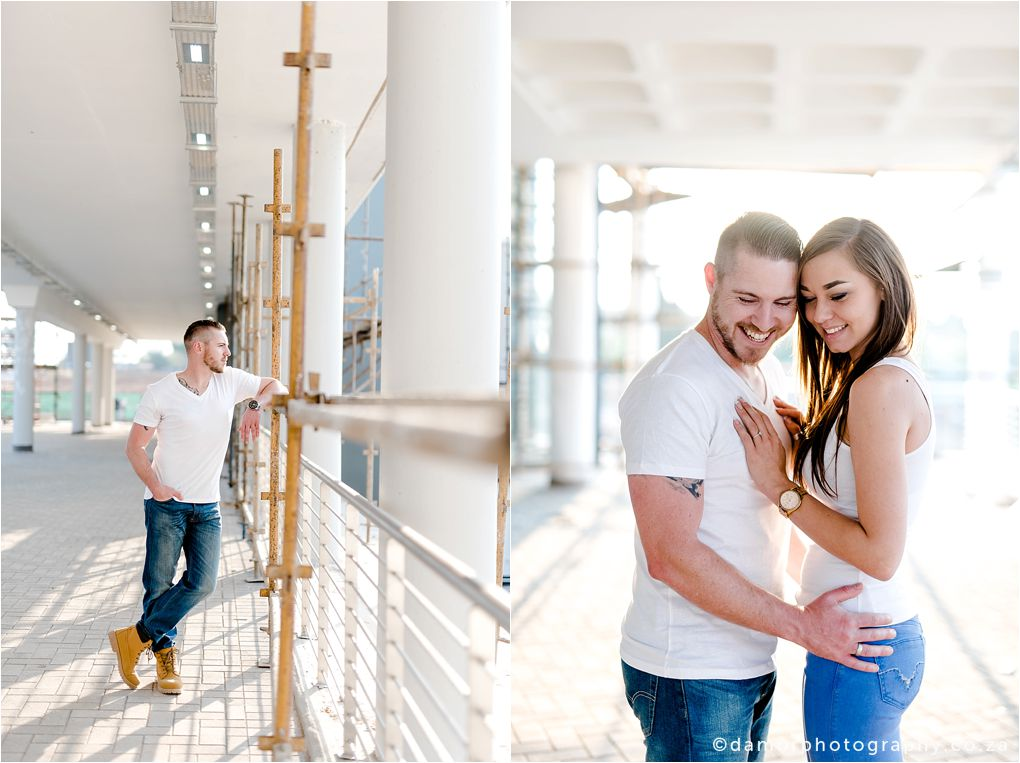 Pretoria Engagement Photo Shoot - Werner and Lerissa 09