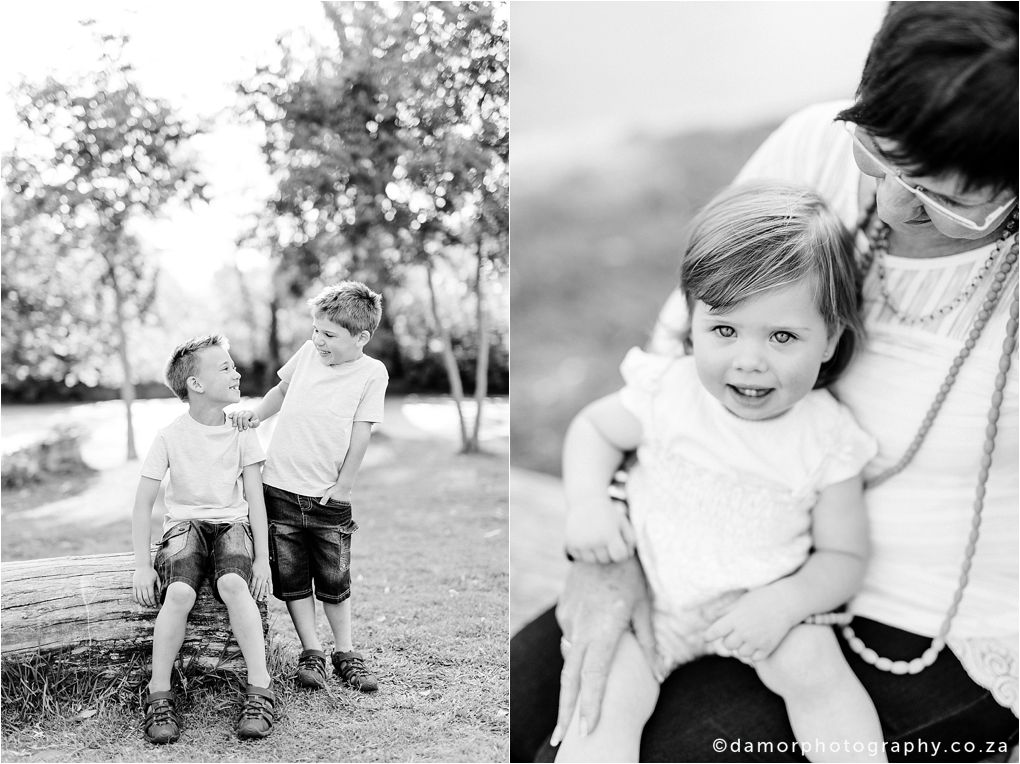 D'Amor Photography - Pretoria Family Photo Shoot 07