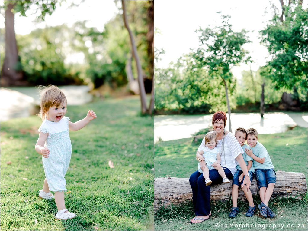 D'Amor Photography - Pretoria Family Photo Shoot 11