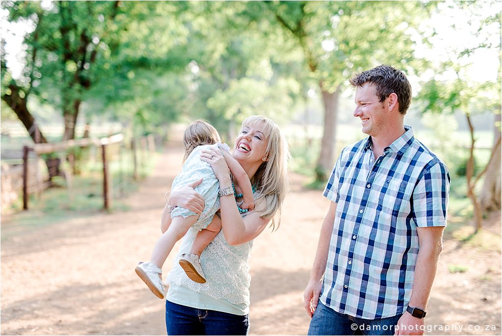 D'Amor Photography - Pretoria Family Photo Shoot 12