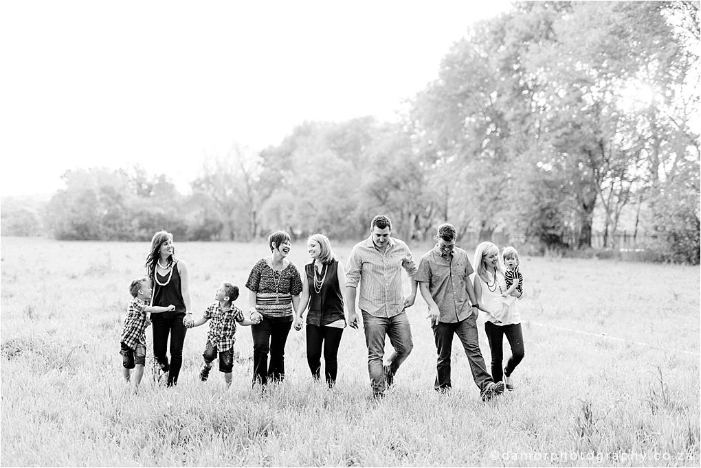 D'Amor Photography - Pretoria Family Photo Shoot 16