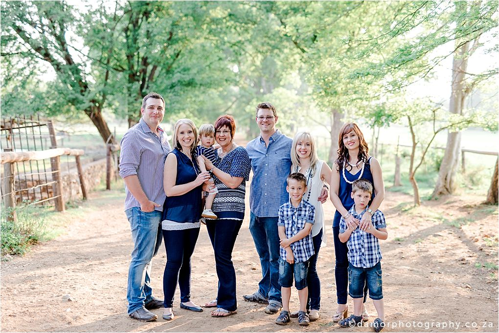 D'Amor Photography - Pretoria Family Photo Shoot 19