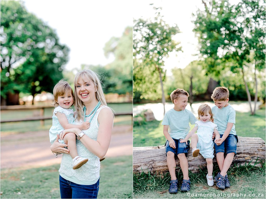 D'Amor Photography - Pretoria Family Photo Shoot 23