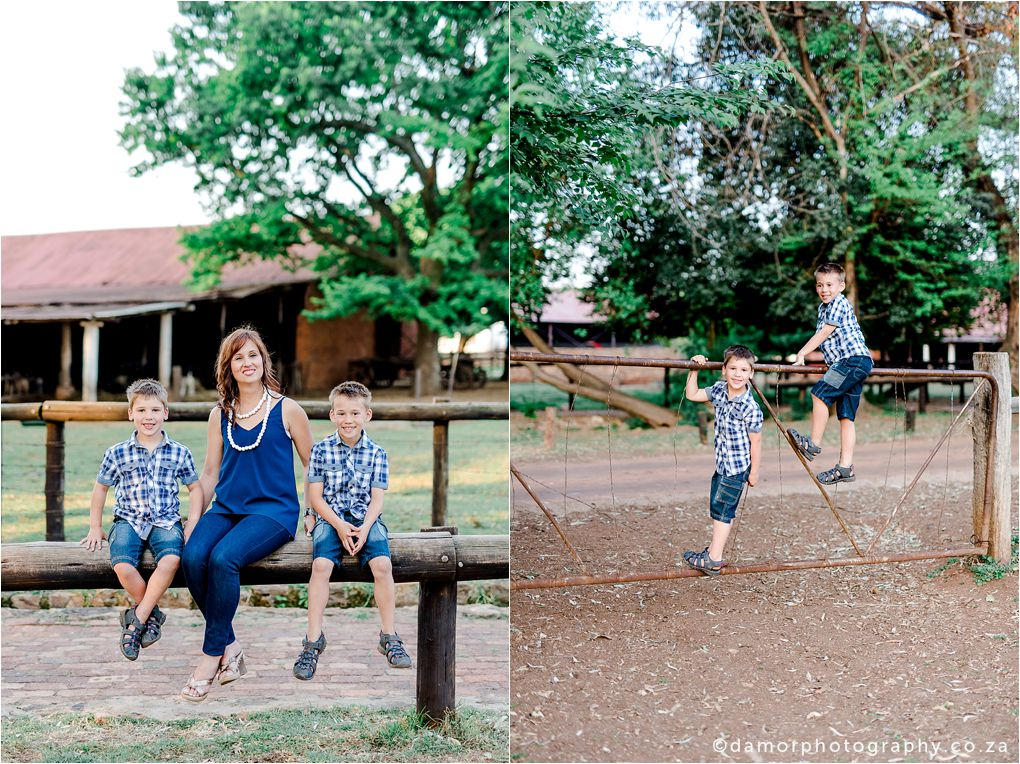 D'Amor Photography - Pretoria Family Photo Shoot 24