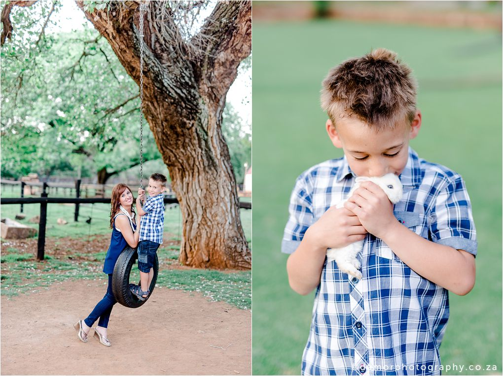 D'Amor Photography - Pretoria Family Photo Shoot 26