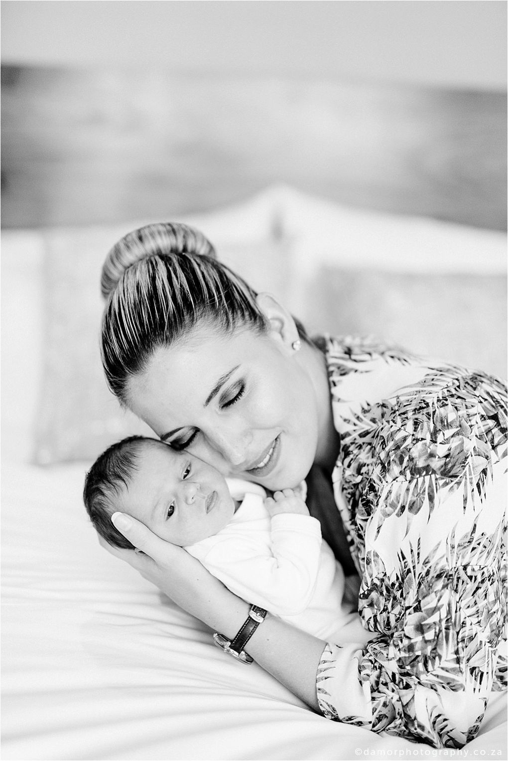 D'amor Photography Lifestyle Newborn Shoot Pretoria Newborn 09