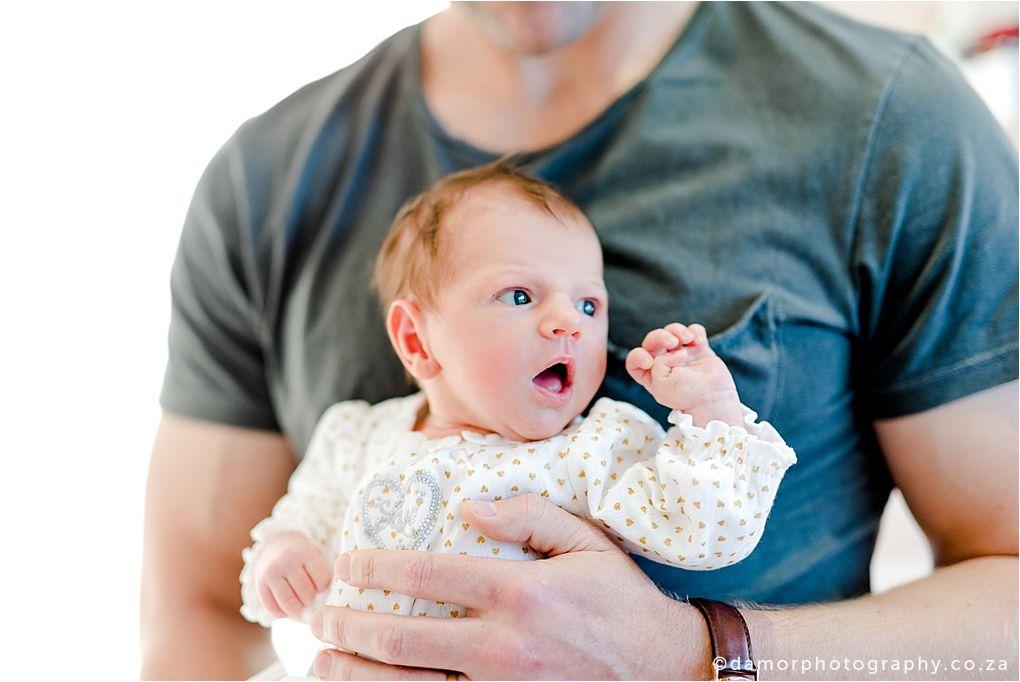 D'amor Photography Lifestyle Newborn Shoot Pretoria Newborn 10