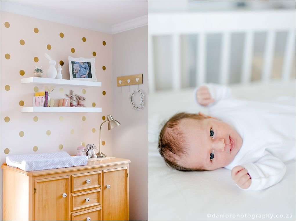 D'amor Photography Lifestyle Newborn Shoot Pretoria Newborn 11