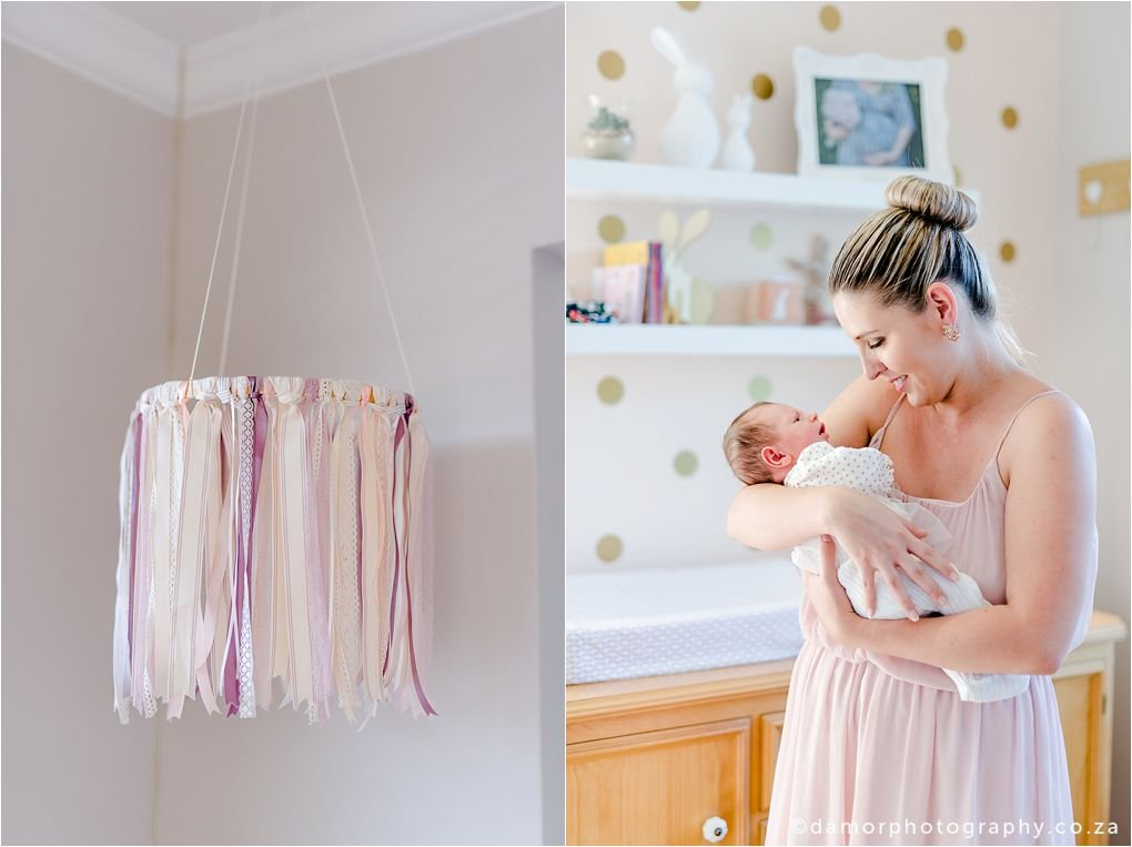 D'amor Photography Lifestyle Newborn Shoot Pretoria Newborn 12
