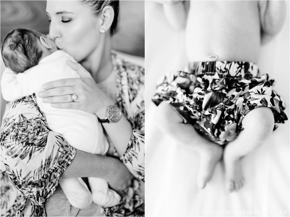 D'amor Photography Lifestyle Newborn Shoot Pretoria Newborn 15