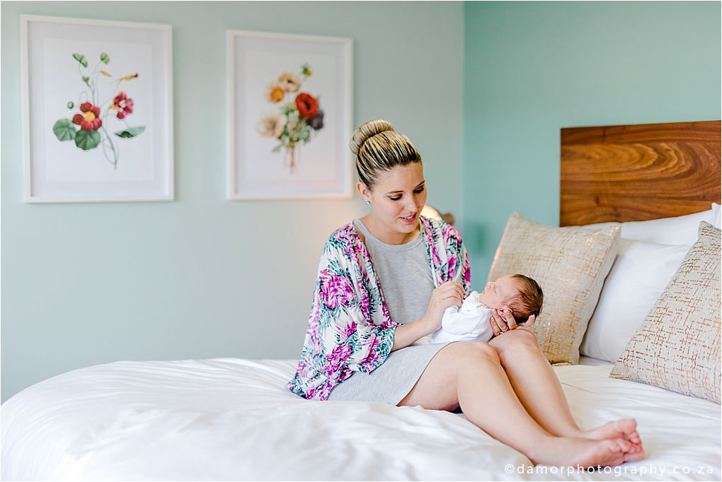 D'amor Photography Lifestyle Newborn Shoot Pretoria Newborn 19