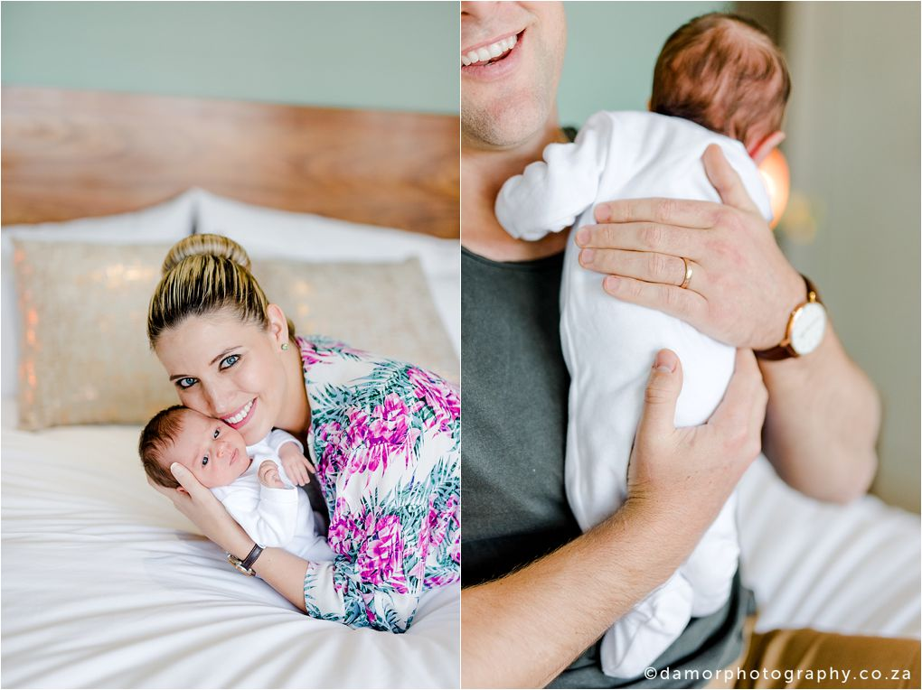 D'amor Photography Lifestyle Newborn Shoot Pretoria Newborn 22