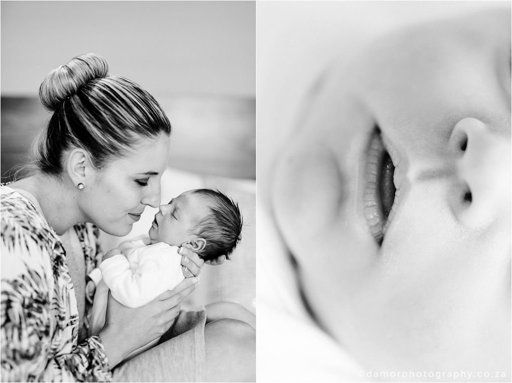 D'amor Photography Lifestyle Newborn Shoot Pretoria Newborn 24