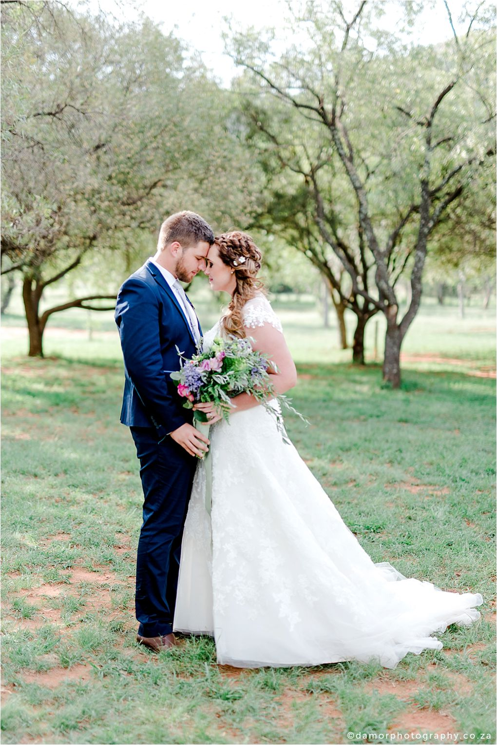 Stefan and Lizelda Wedding at Riversong Parys, Free Sate
