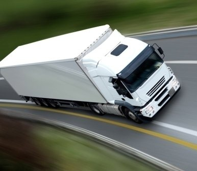 trasporto terrestre, camion tir