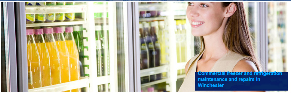 For commercial freezer repairs in Winchester call 24hr Ice Cold Refrigeration Company