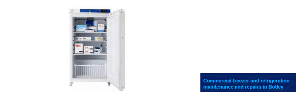 For a commercial refrigeration engineer in Botley call 24hr Ice Cold Refrigeration Company