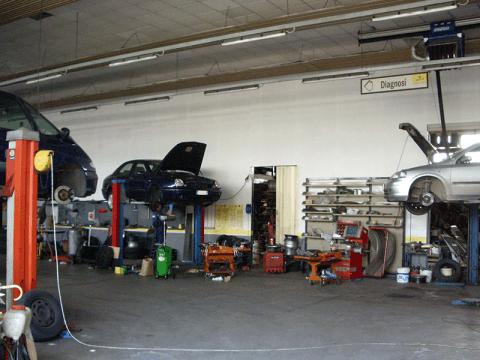 Assistenza motori