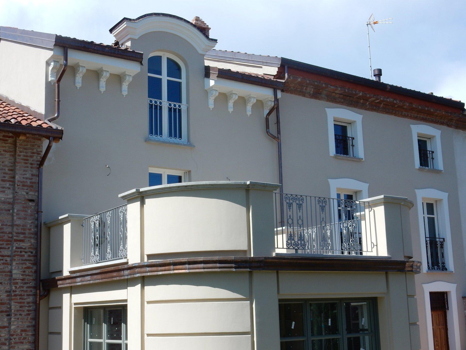 realizzazione e vendita pilastrini in cemento