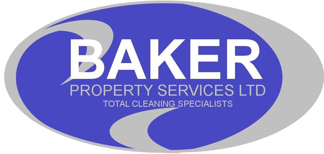 Baker property service logo