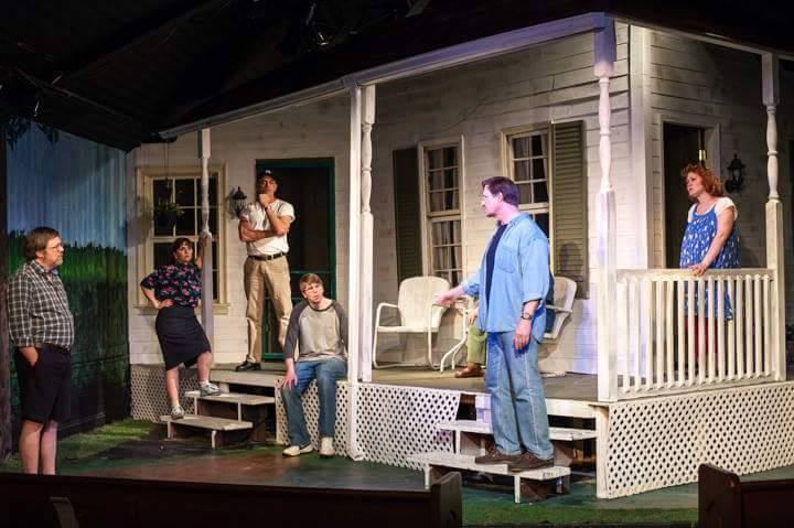 PASTIME -  2014 Season production