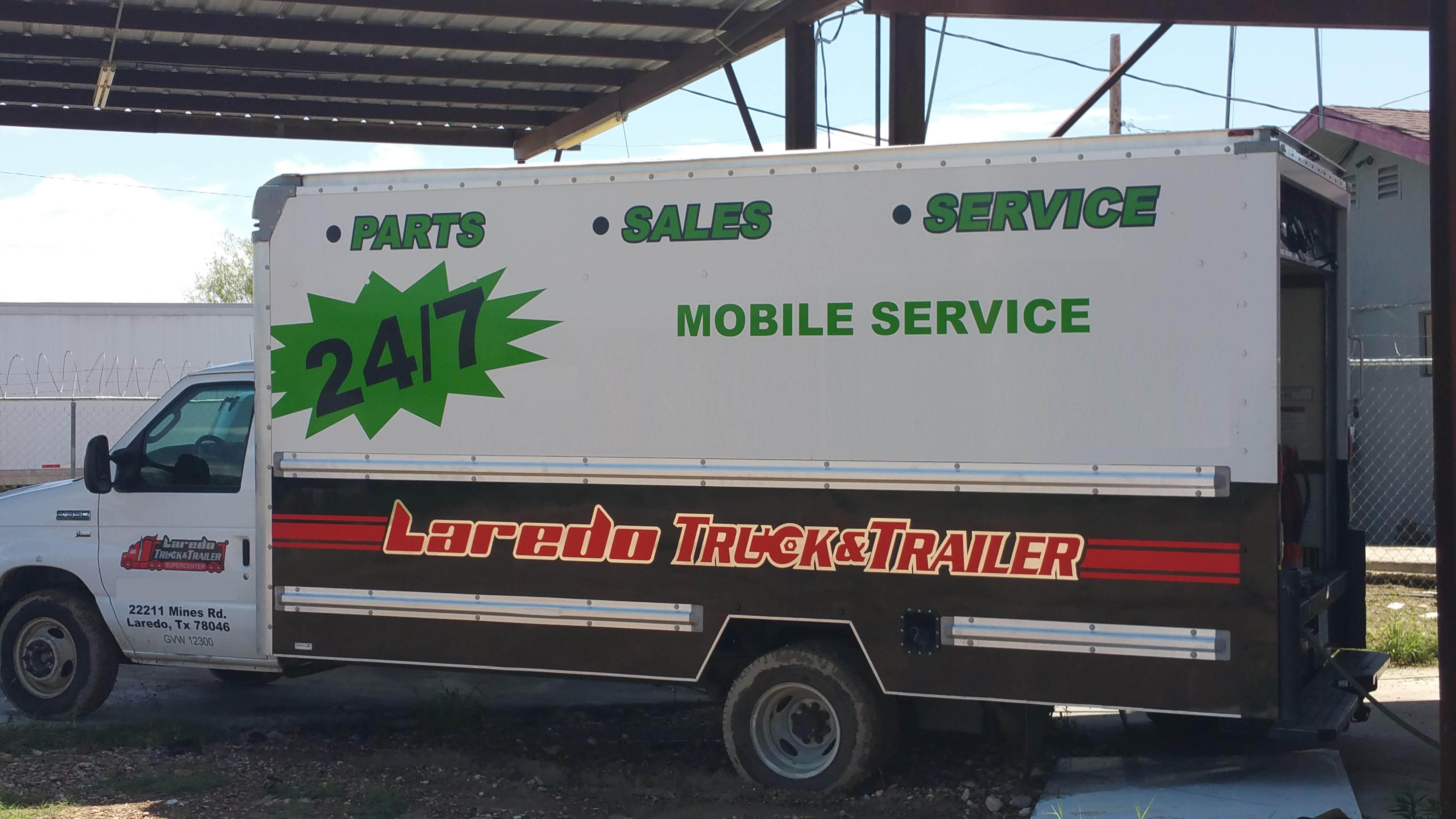 Semi Trailer Collision Repair Laredo, TX