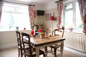 Bed and breakfast - Chichester, West Sussex - Whitehouse Bed and Breakfast - Breakfast