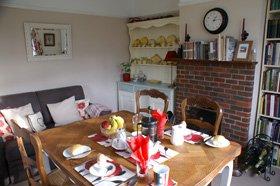 Weekend break - Brighton, Brighton and Hove - Whitehouse Bed and Breakfast - Breakfast