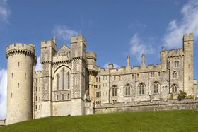 Weekend accommodation - Hove, Brighton and Hove - Whitehouse Bed and Breakfast - Castle