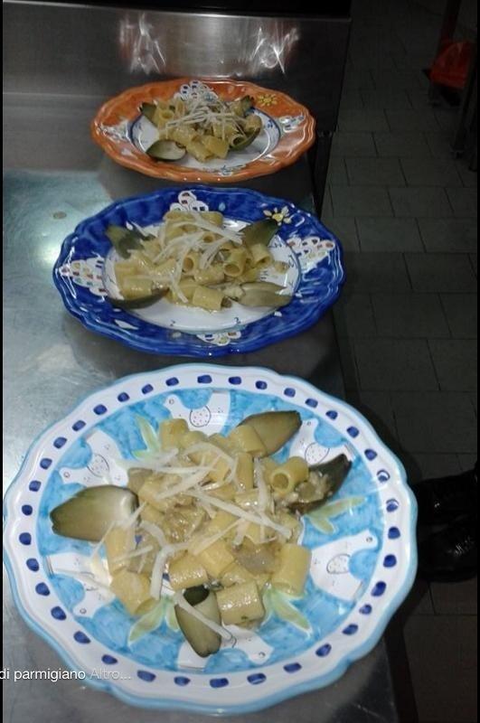 piatti specialità di mare