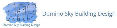 Domino Sky Building Design logo
