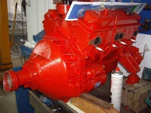 motori di grossa cilindrata
