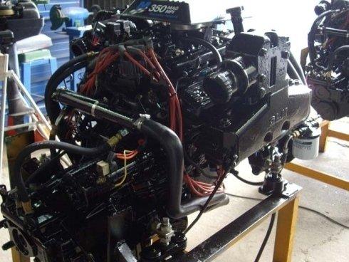 grossi motori per imbarcazioni