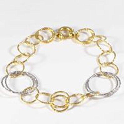 braccialetto in oro