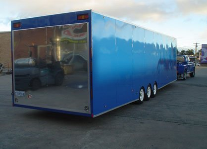 better trailers car trailers