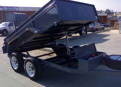 better trailers tipper trailers