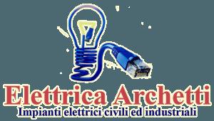 logo elettrica archetti