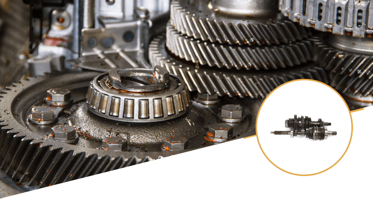 manual gearbox service