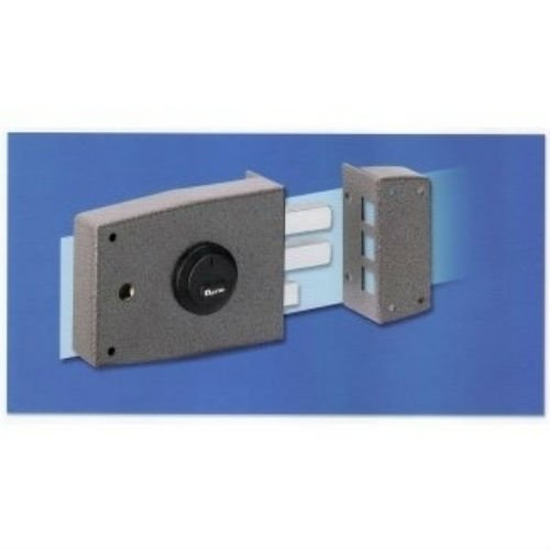 una serratura blindata