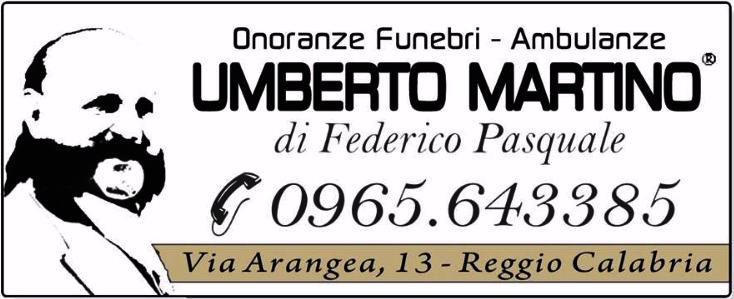ONORANZE FUNEBRI UMBERTO MARTINO - LOGO