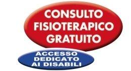 consulto fisioterapico gratuito, accesso ai disabili