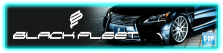 Black fleet logo