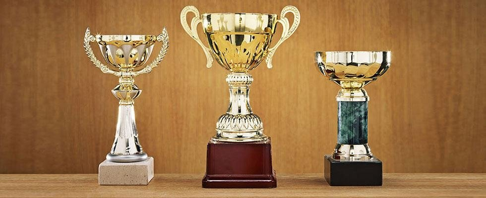 Troferi per premiazioni Novara