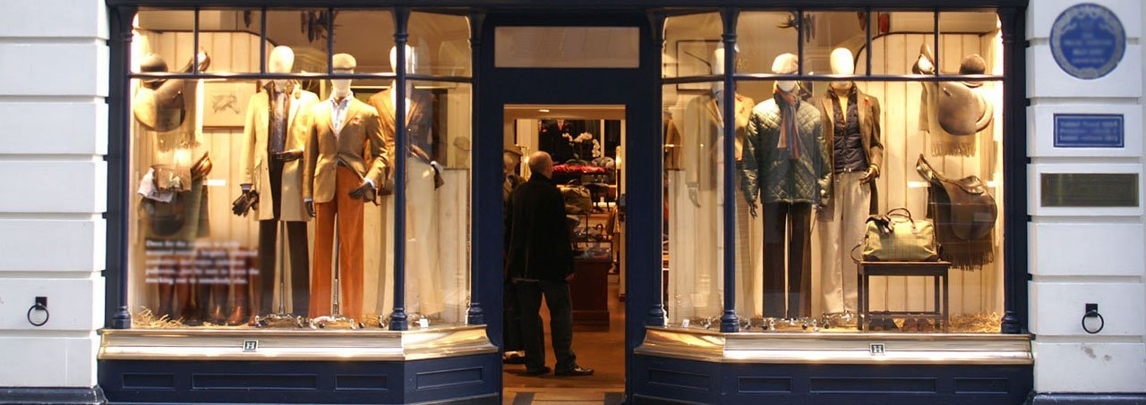 Shop front glaziers